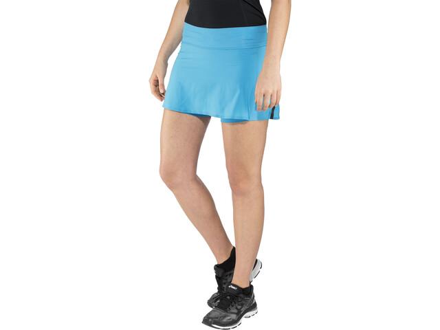 adidas TERREX Agravic Naiset Juoksushortsit , sininen